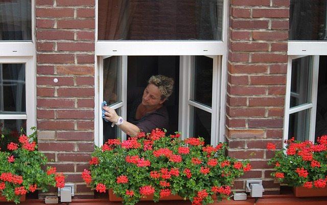 nettoyage de vitres residentiel